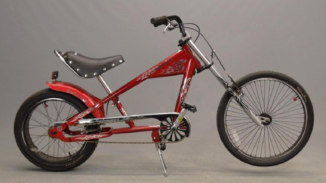 Schwinn Stingray Orange County Chopper