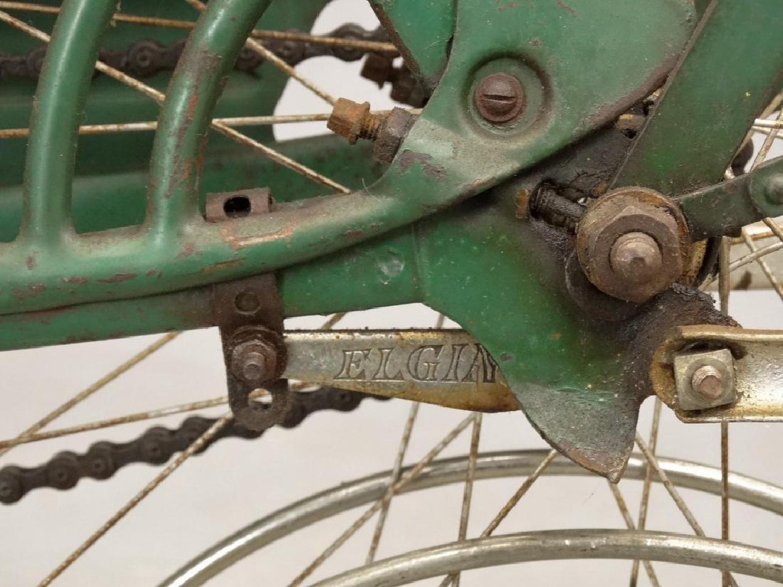 Pre War Elgins Girl's Bicycle - 10