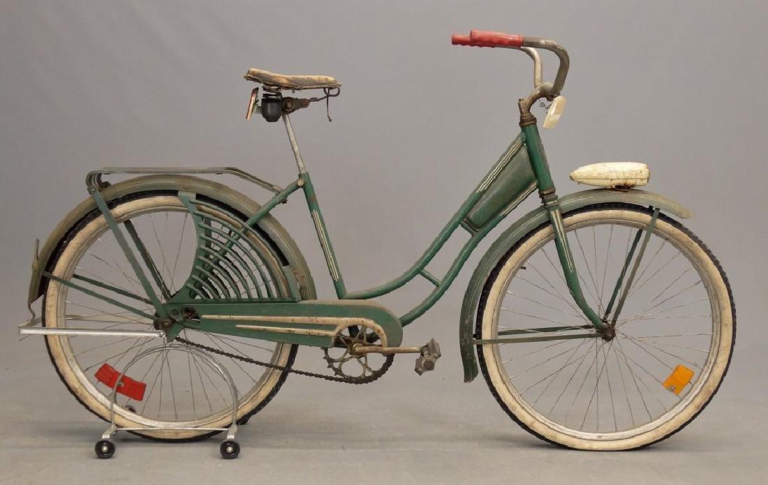 Pre War Elgins Girl's Bicycle