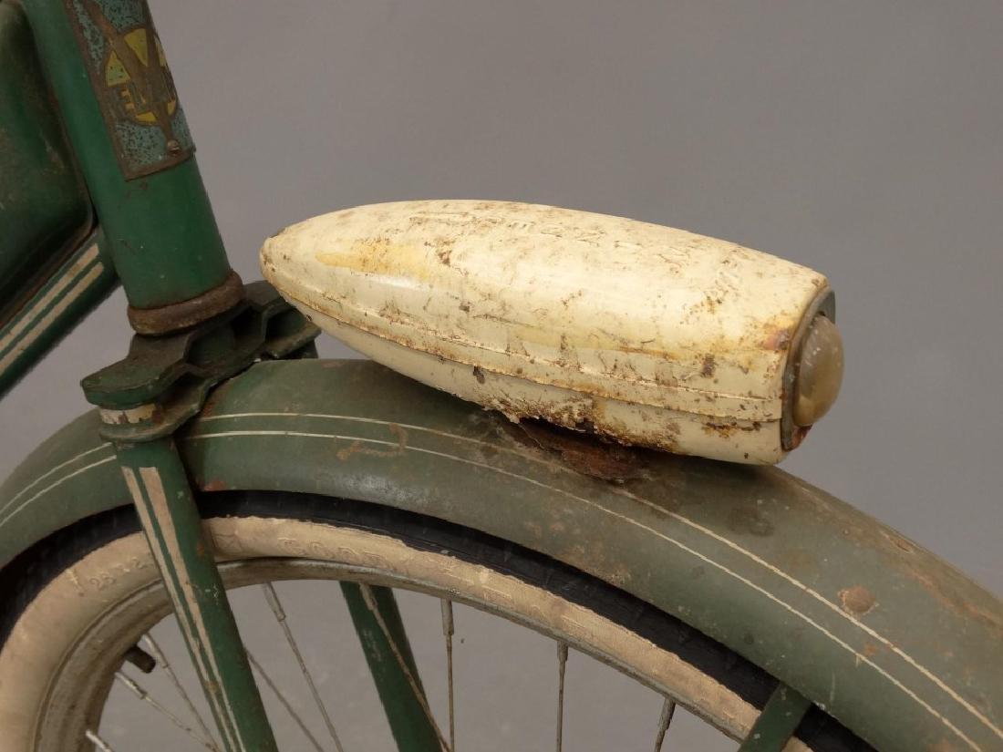 Pre War Elgins Girl's Bicycle - 3