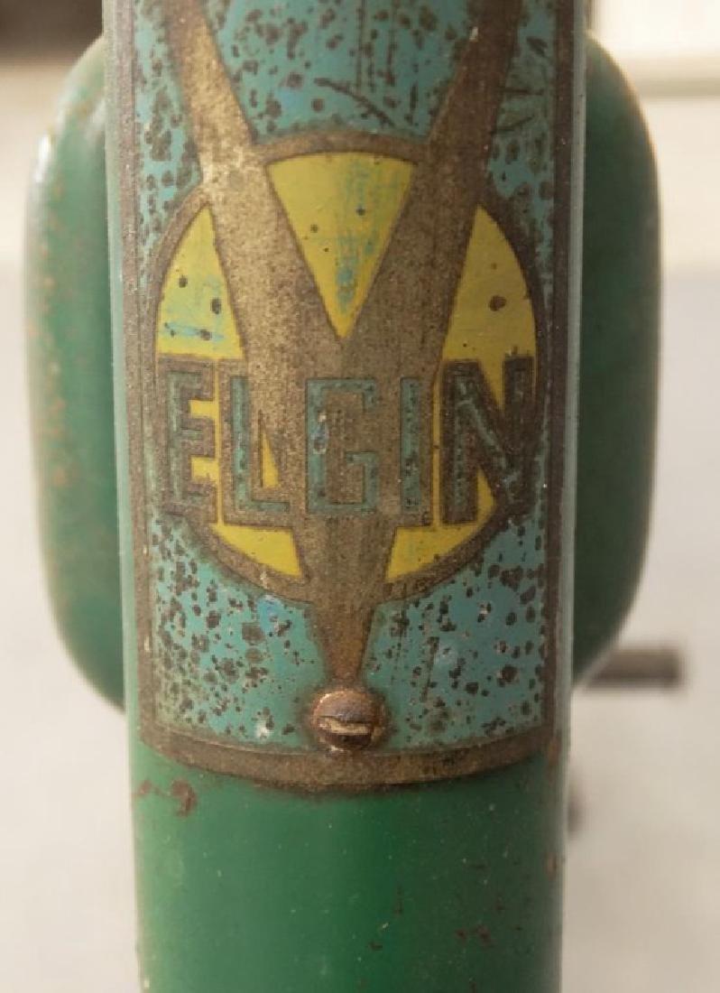 Pre War Elgins Girl's Bicycle - 4