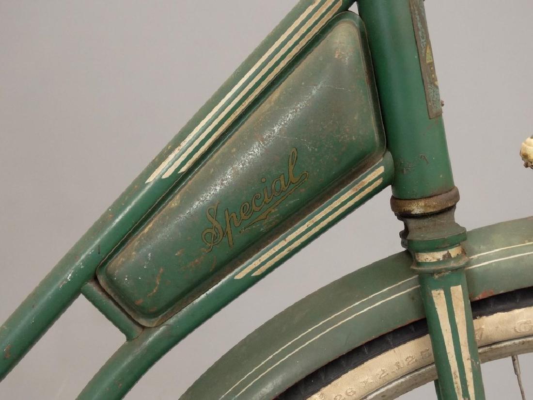 Pre War Elgins Girl's Bicycle - 5