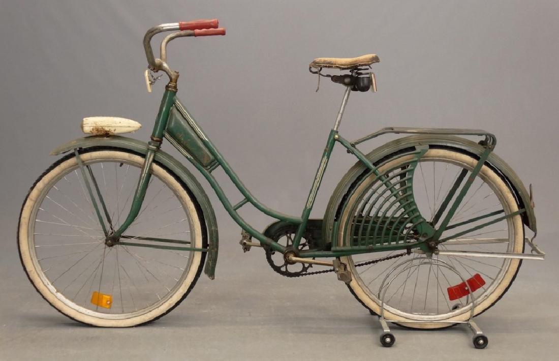 Pre War Elgins Girl's Bicycle - 8