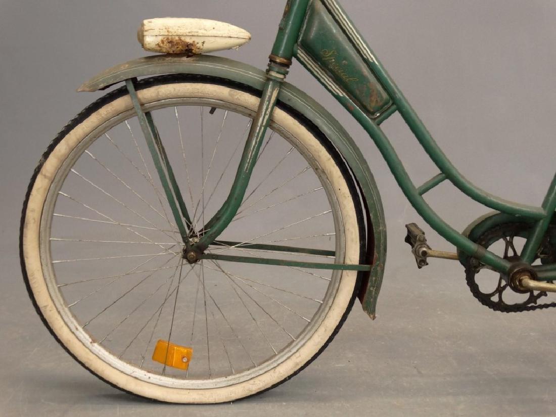 Pre War Elgins Girl's Bicycle - 9