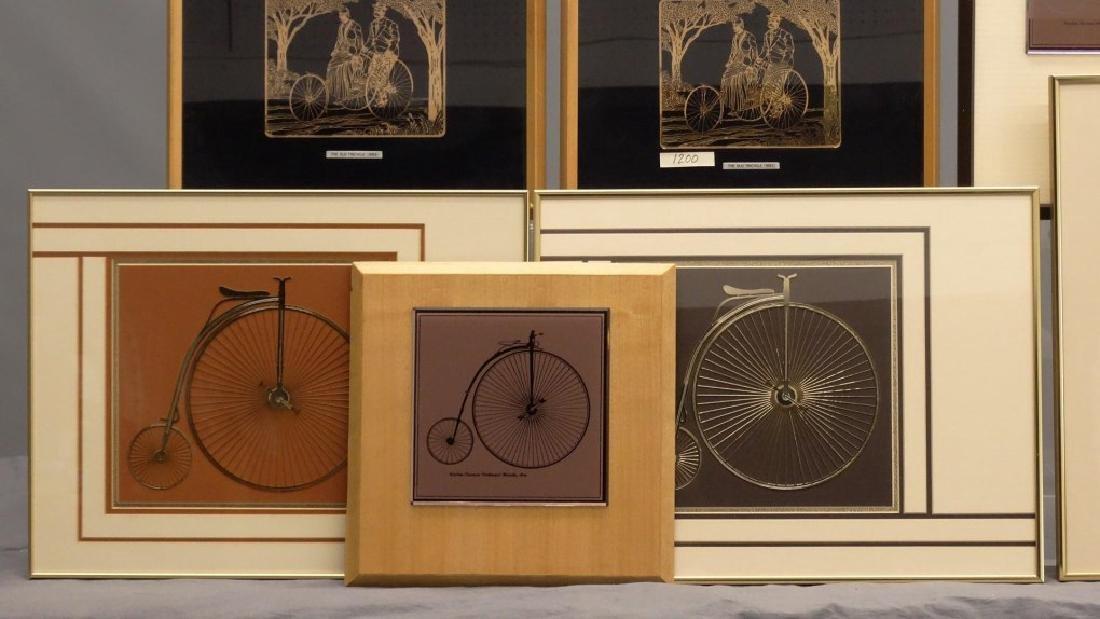 Bicycle Artwork - 2