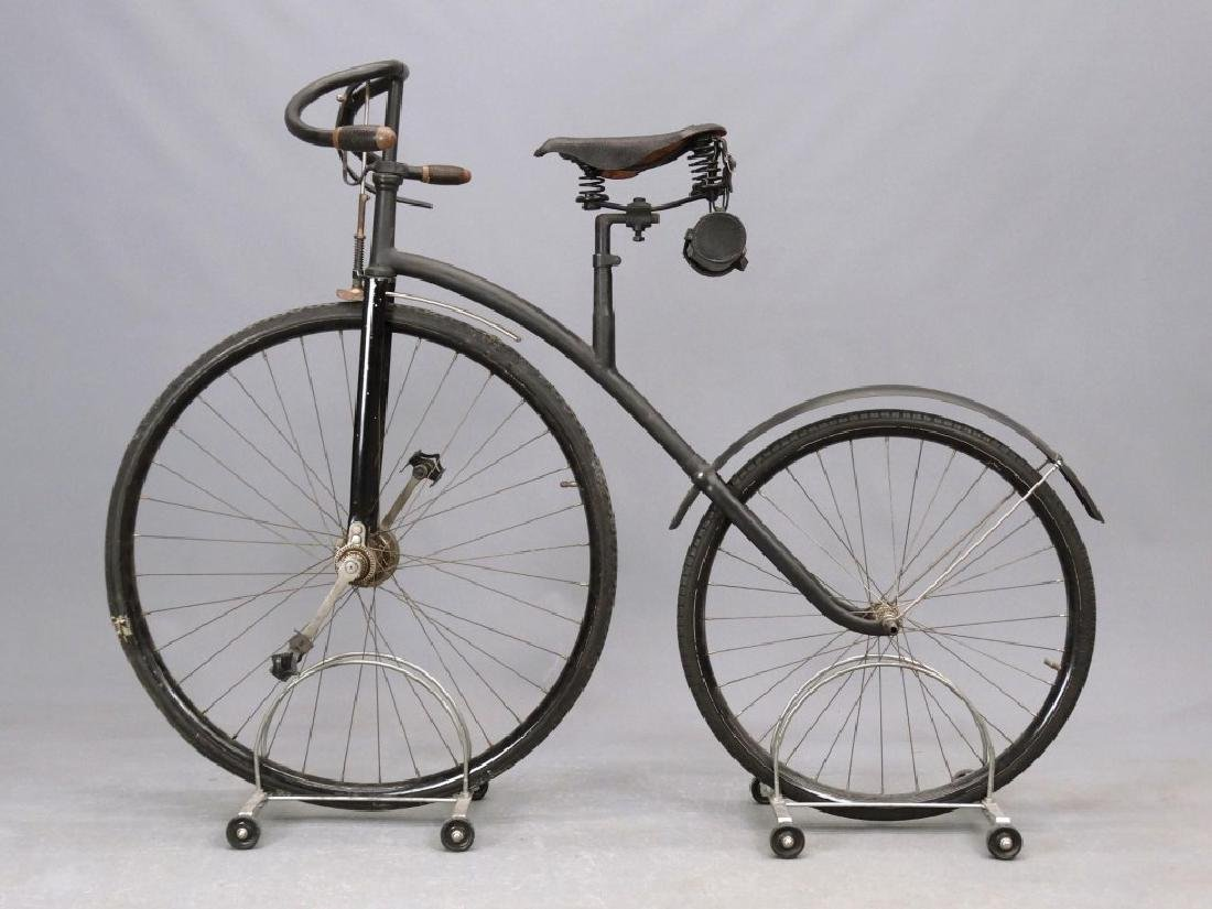 C. 1890's Kryto High Wheel Bicycle