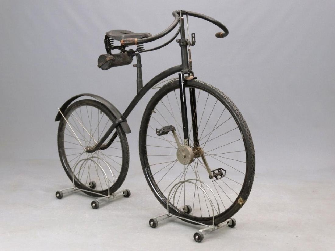 C. 1890's Kryto High Wheel Bicycle - 2