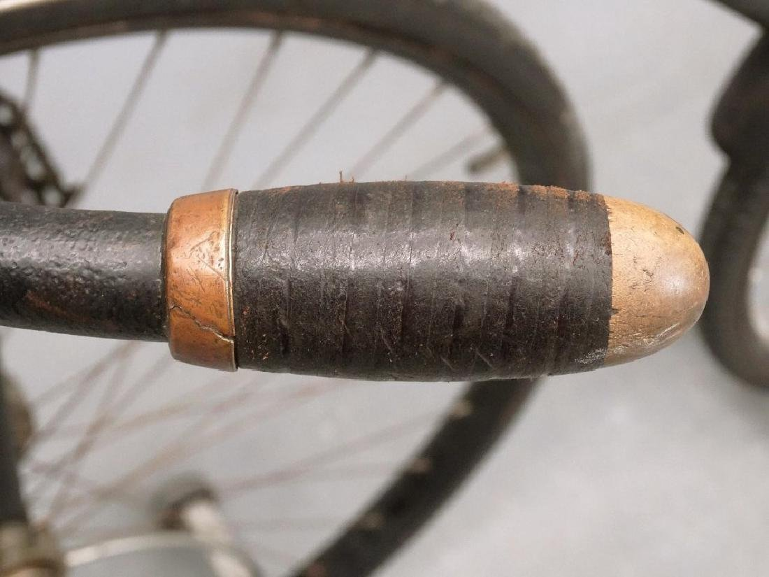 C. 1890's Kryto High Wheel Bicycle - 9