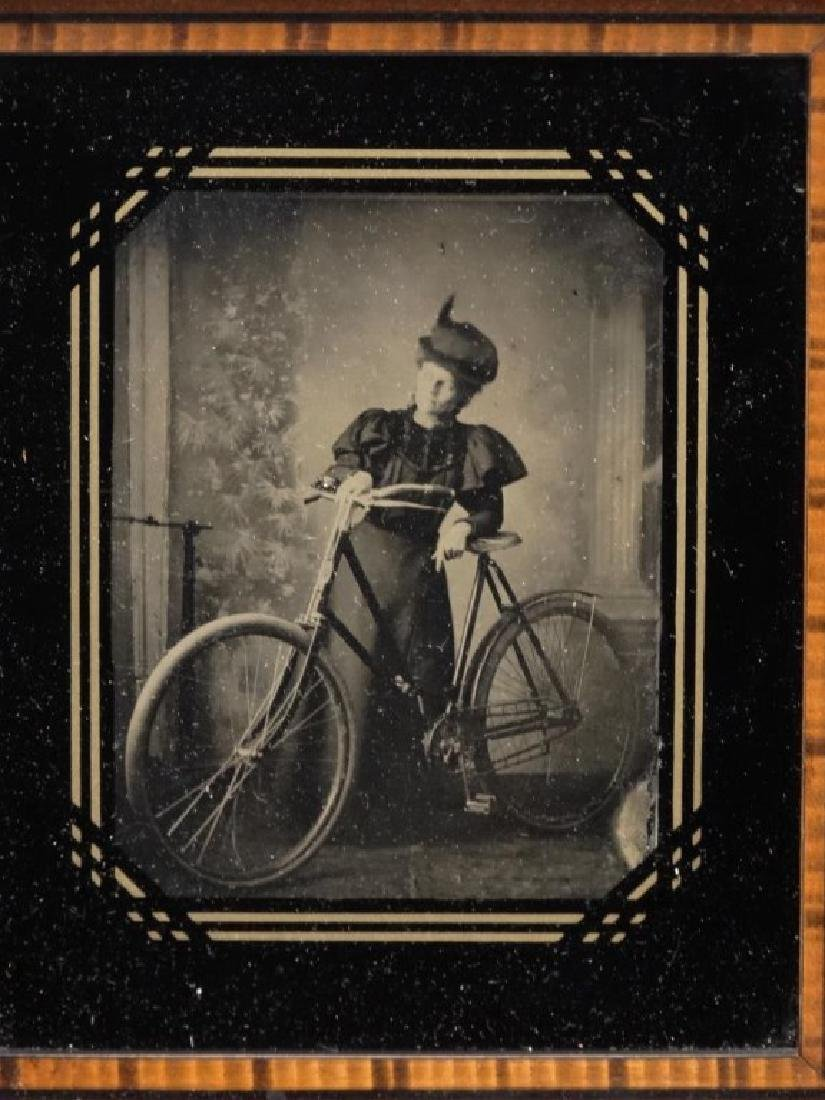 Bicycle Tintypes - 2