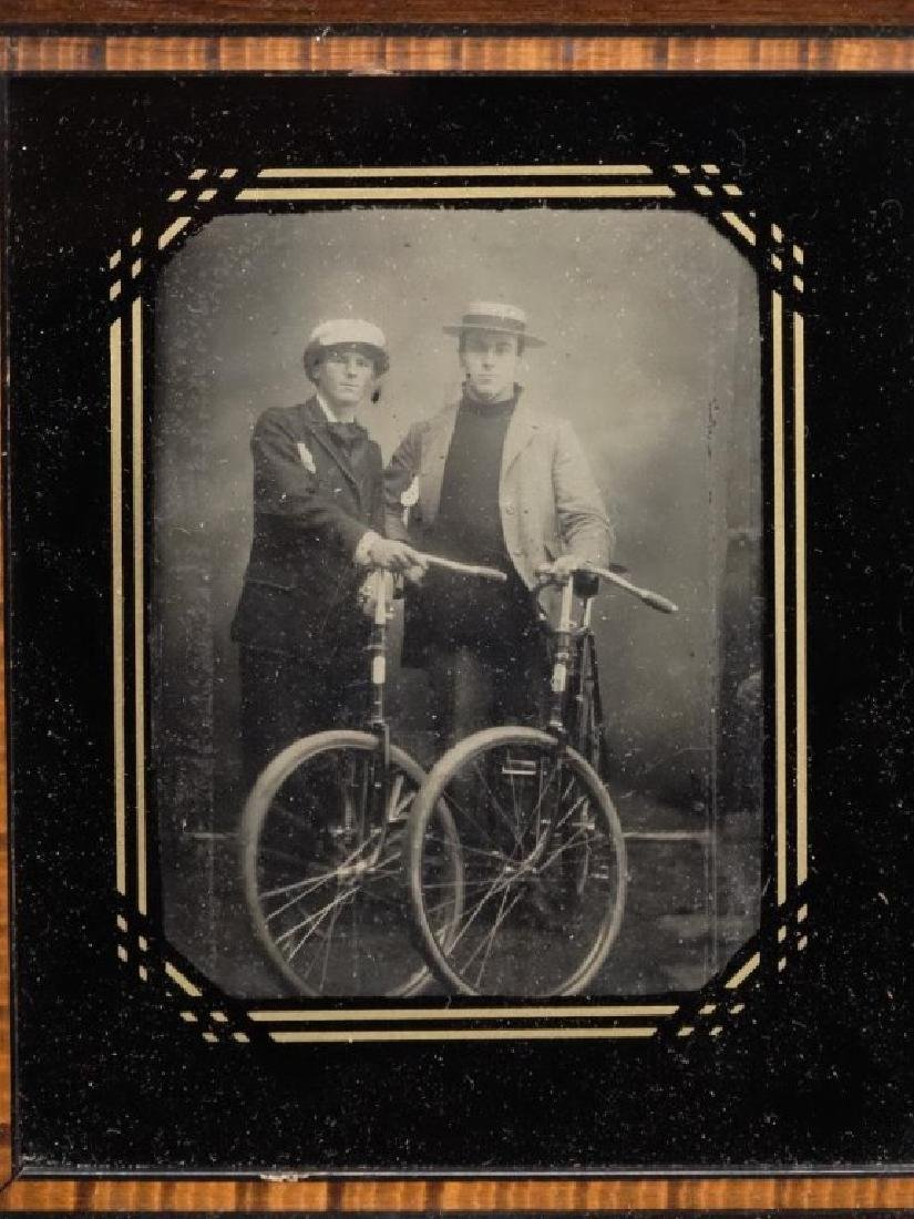 Bicycle Tintypes - 3