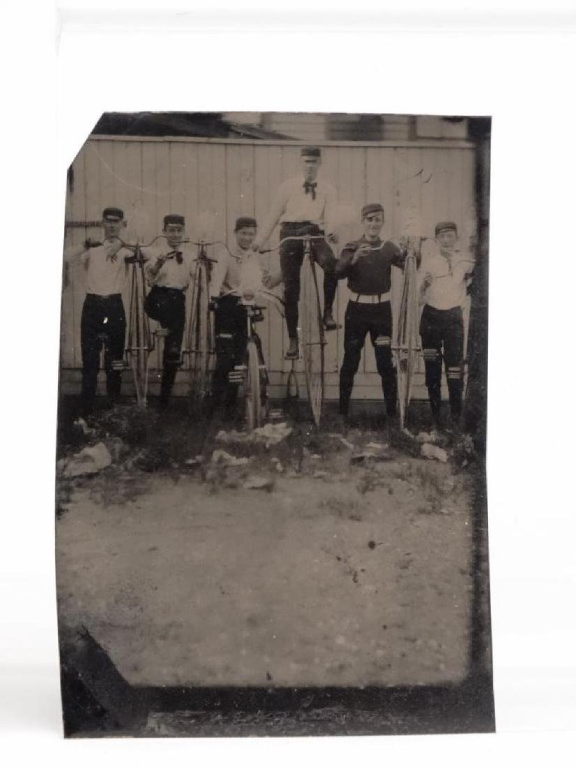 Bicycle Tintypes - 4