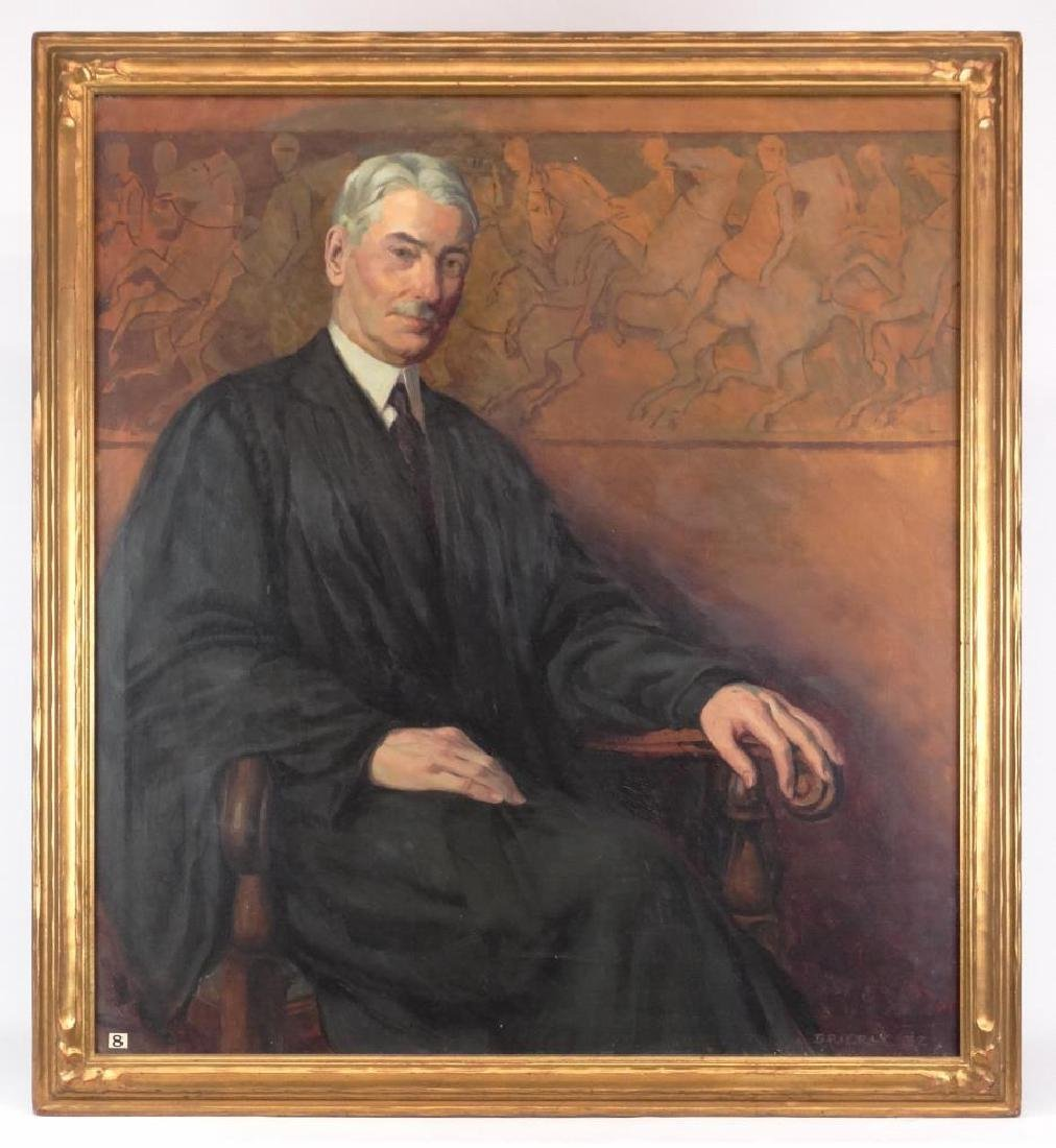 """J. Ernest Brierly """"The Honorable John P. McGoorty"""""""