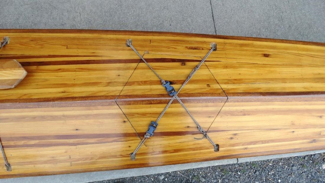 Handmade Aleutian Kayak - 4