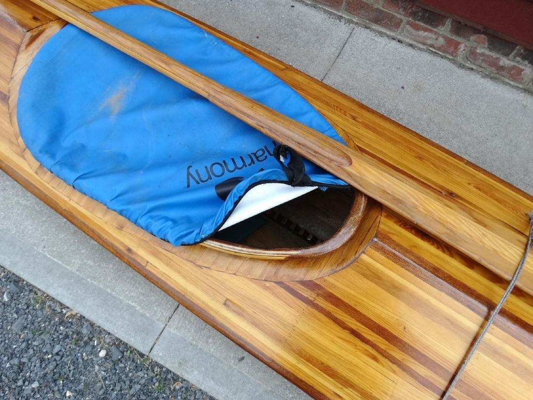 Handmade Aleutian Kayak - 6