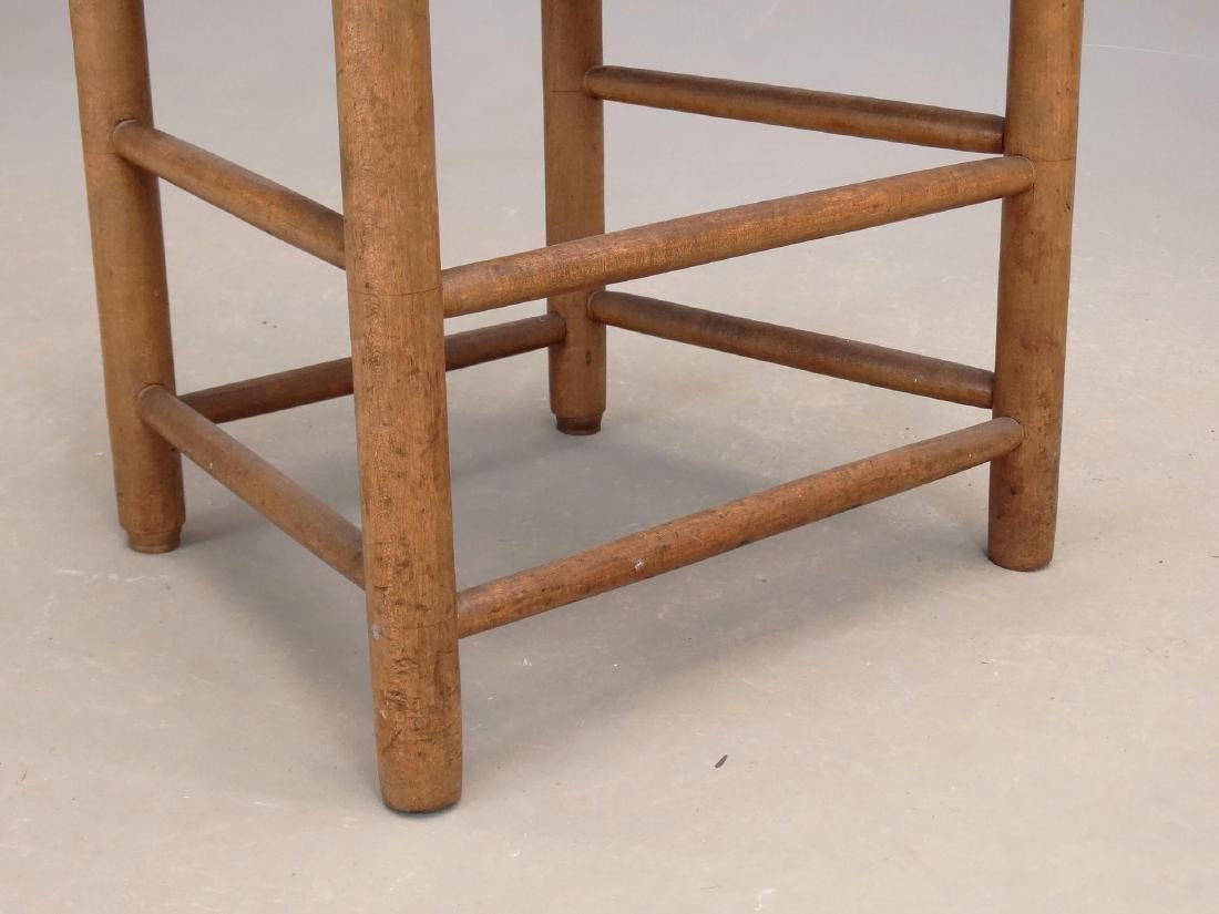 19th c. New Lebanon Shaker Side Chair - 4