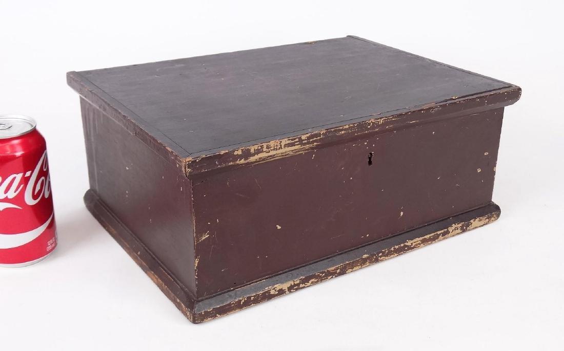 19th c. Box