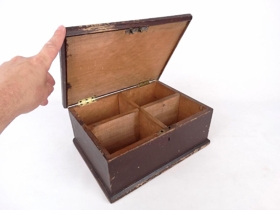 19th c. Box - 3