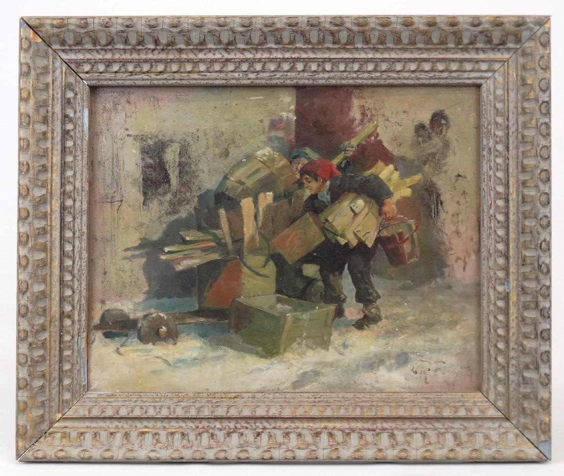 R. F. Heinrich (American 19th/20th Century)