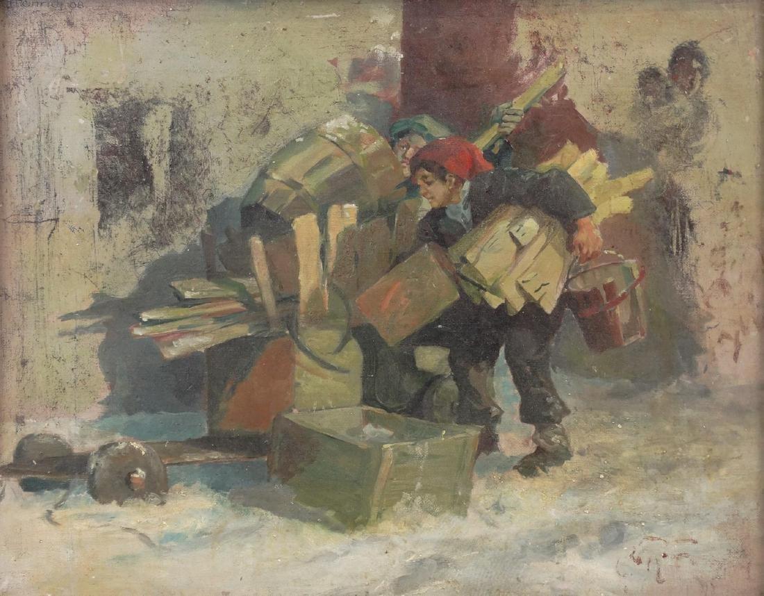 R. F. Heinrich (American 19th/20th Century) - 2