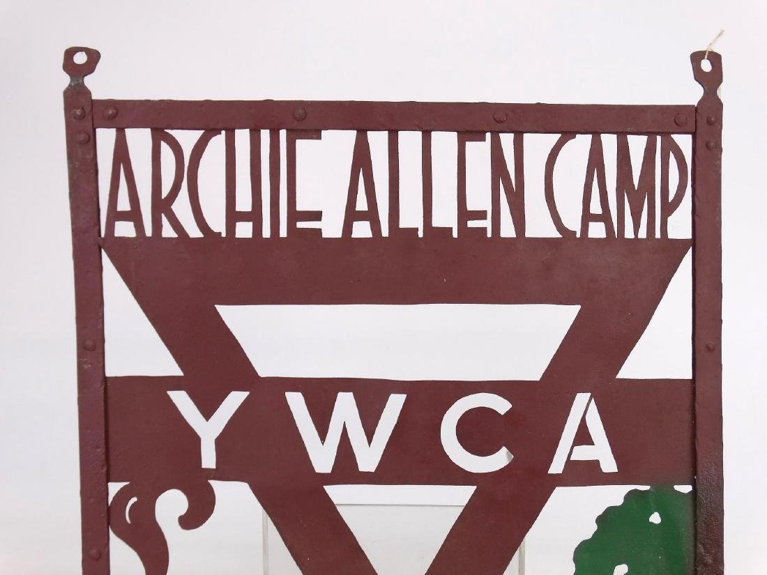 Camp Sign - 2