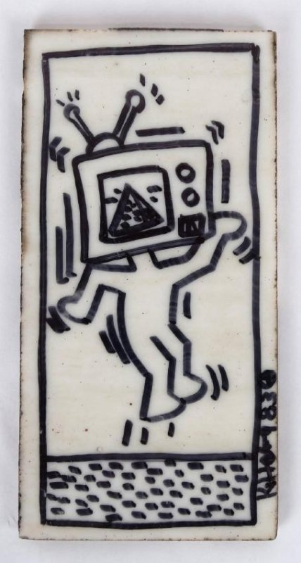 After Keith Haring (New York 1958-1990)