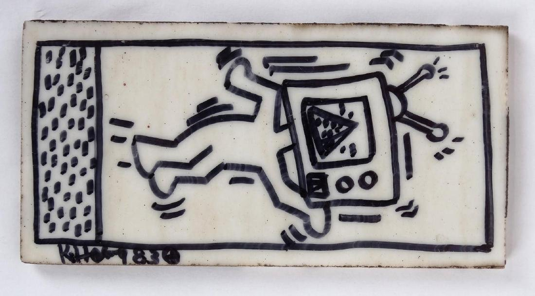 After Keith Haring (New York 1958-1990) - 2