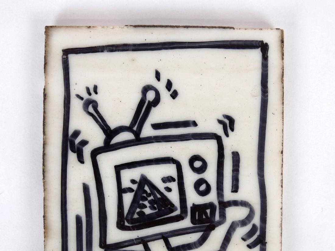 After Keith Haring (New York 1958-1990) - 3