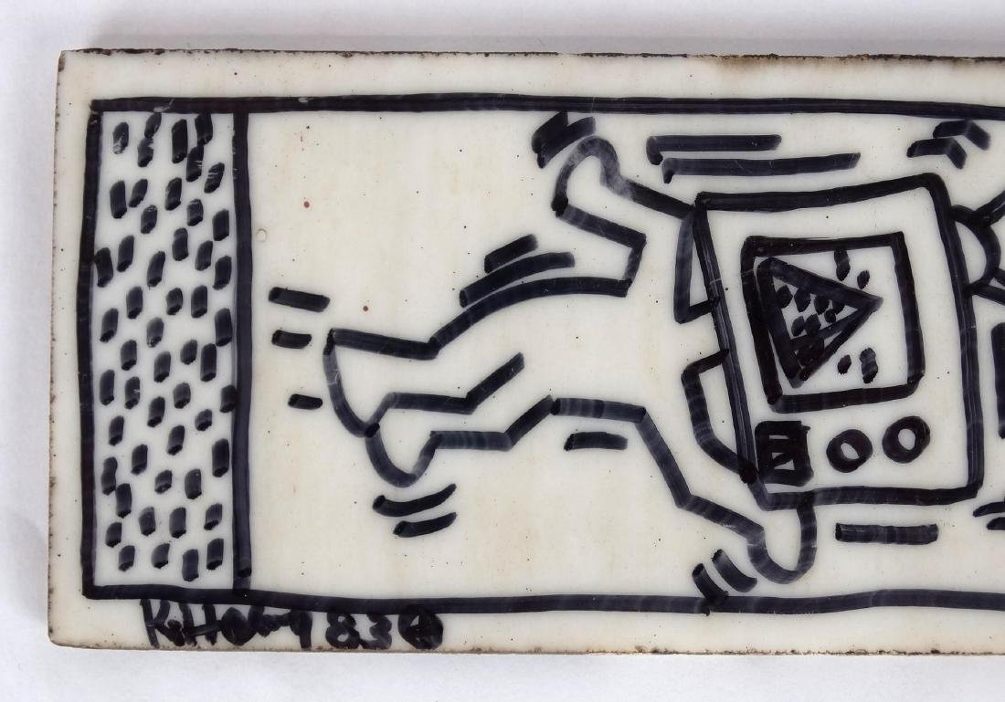 After Keith Haring (New York 1958-1990) - 5