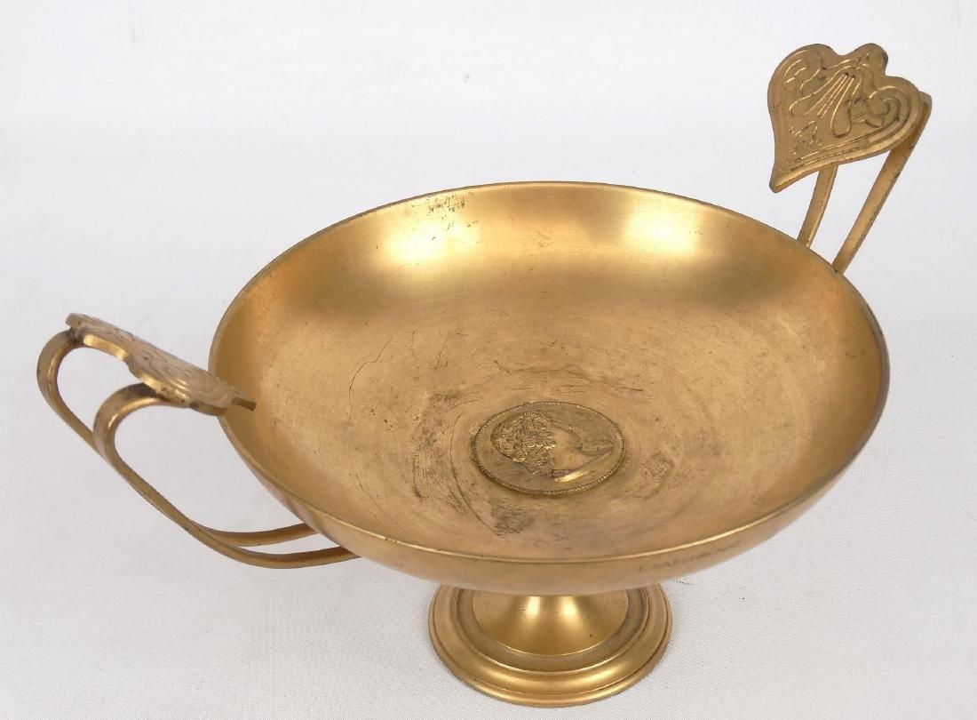 Bronze Compote - 2