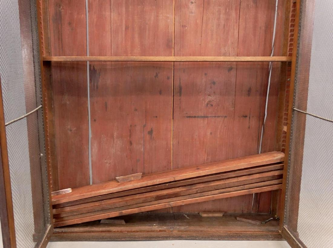 French Two Door Bookcase - 3