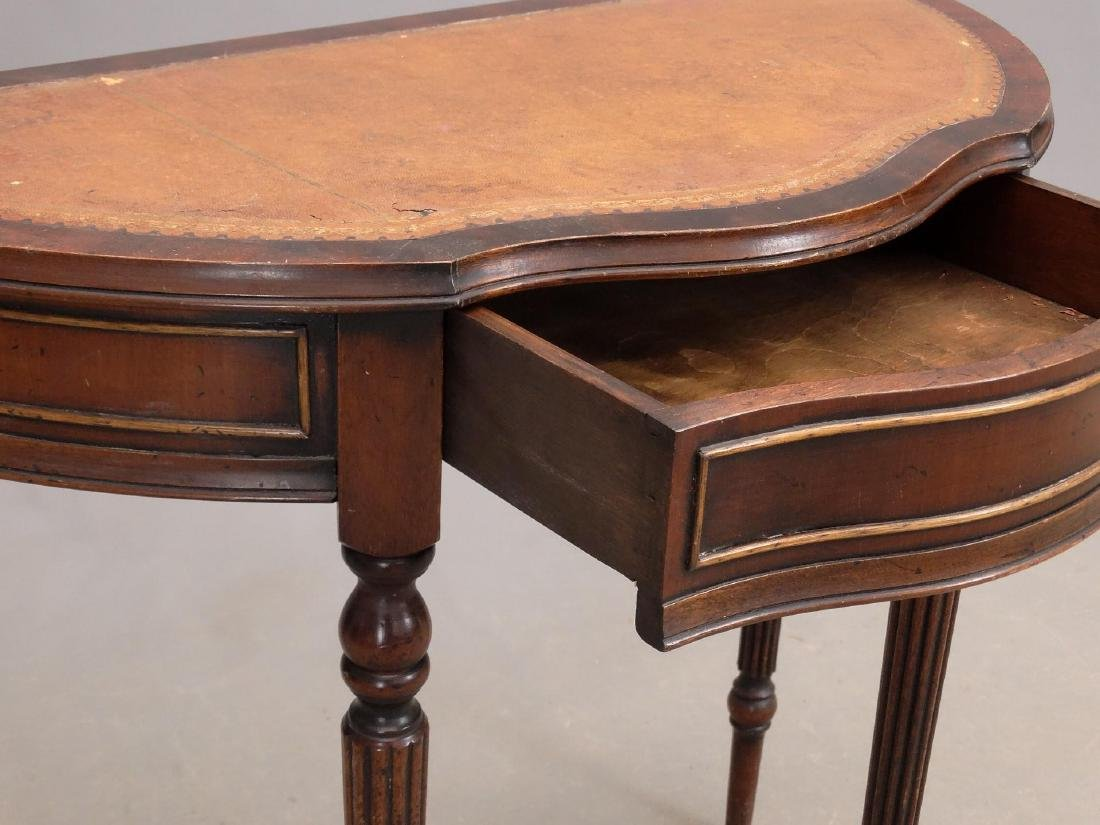 C. 1940's Console Table - 4