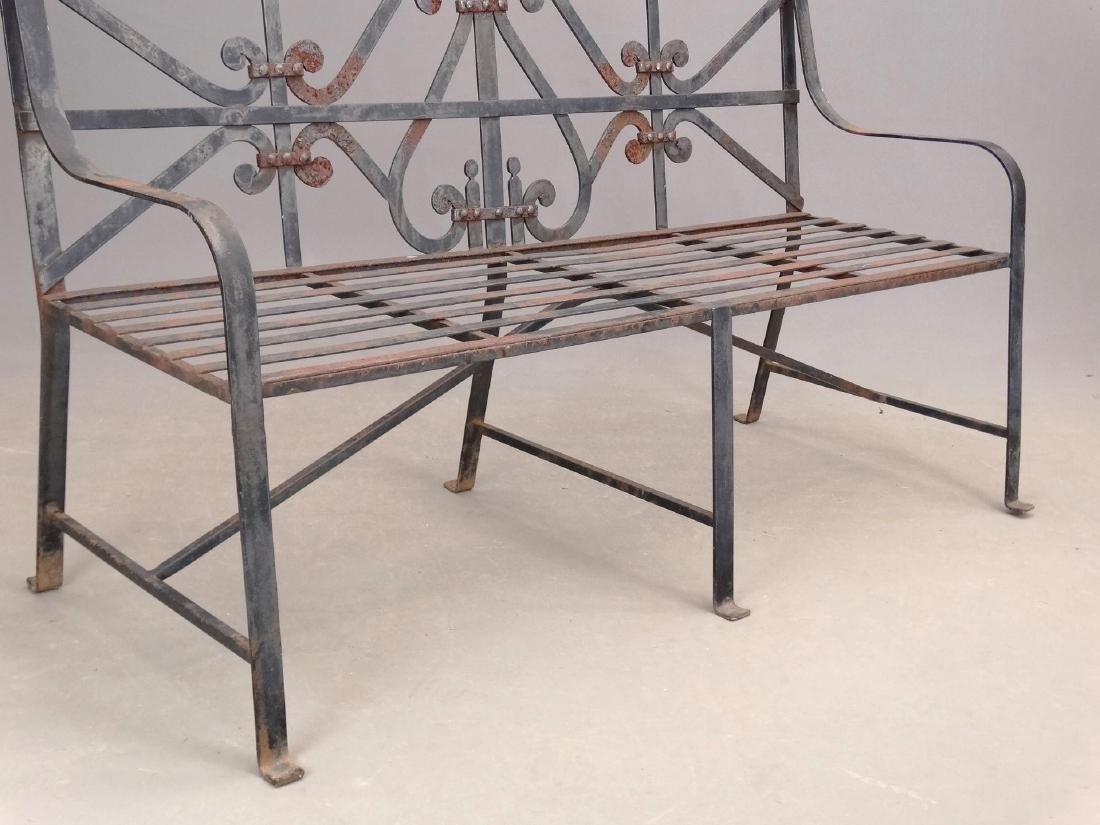 Iron Bench - 3