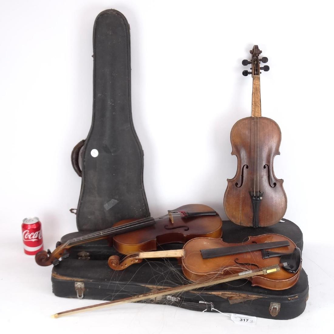 Violin Lot