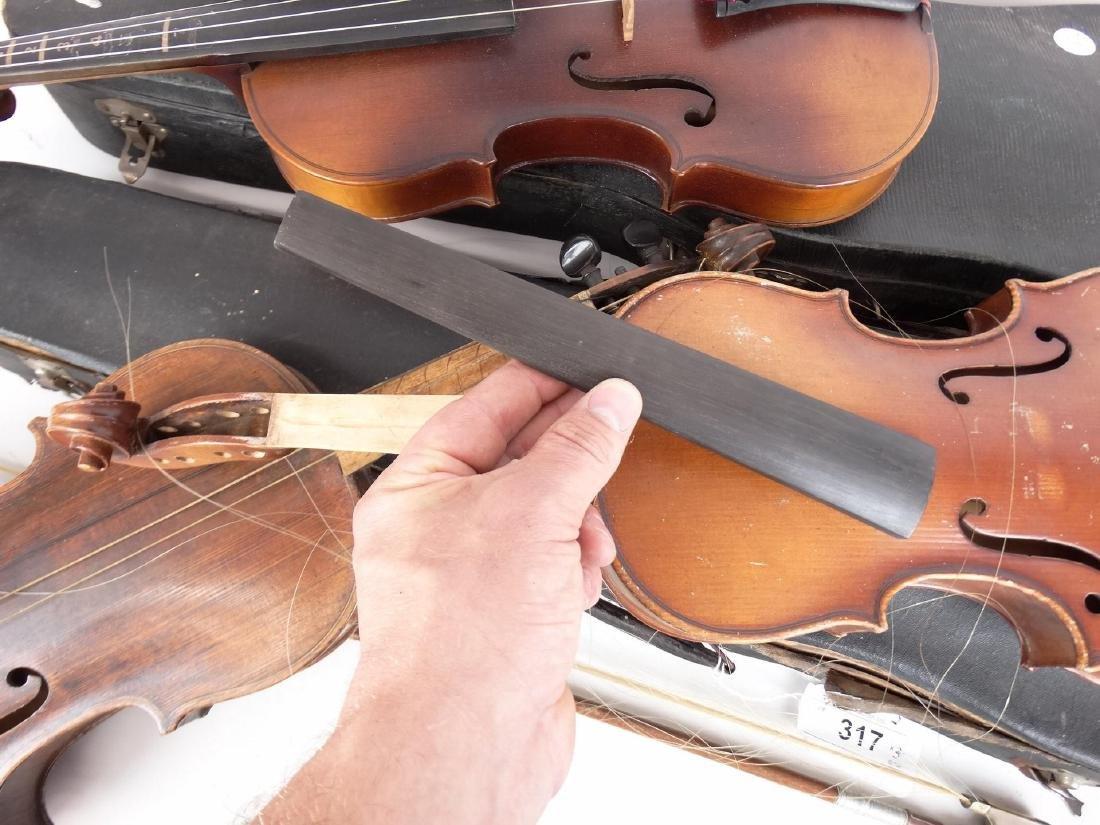 Violin Lot - 7