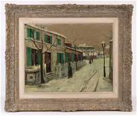 Maurice Utrillo Copy