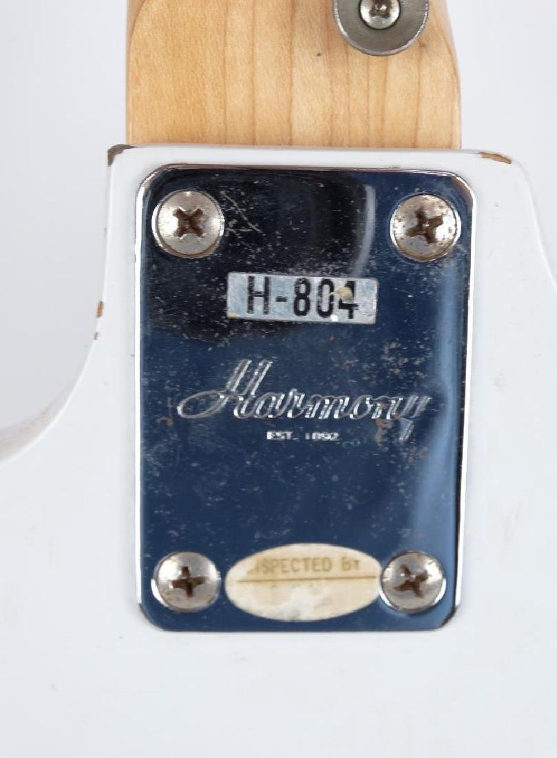 Harmony Electric Guitar - 5
