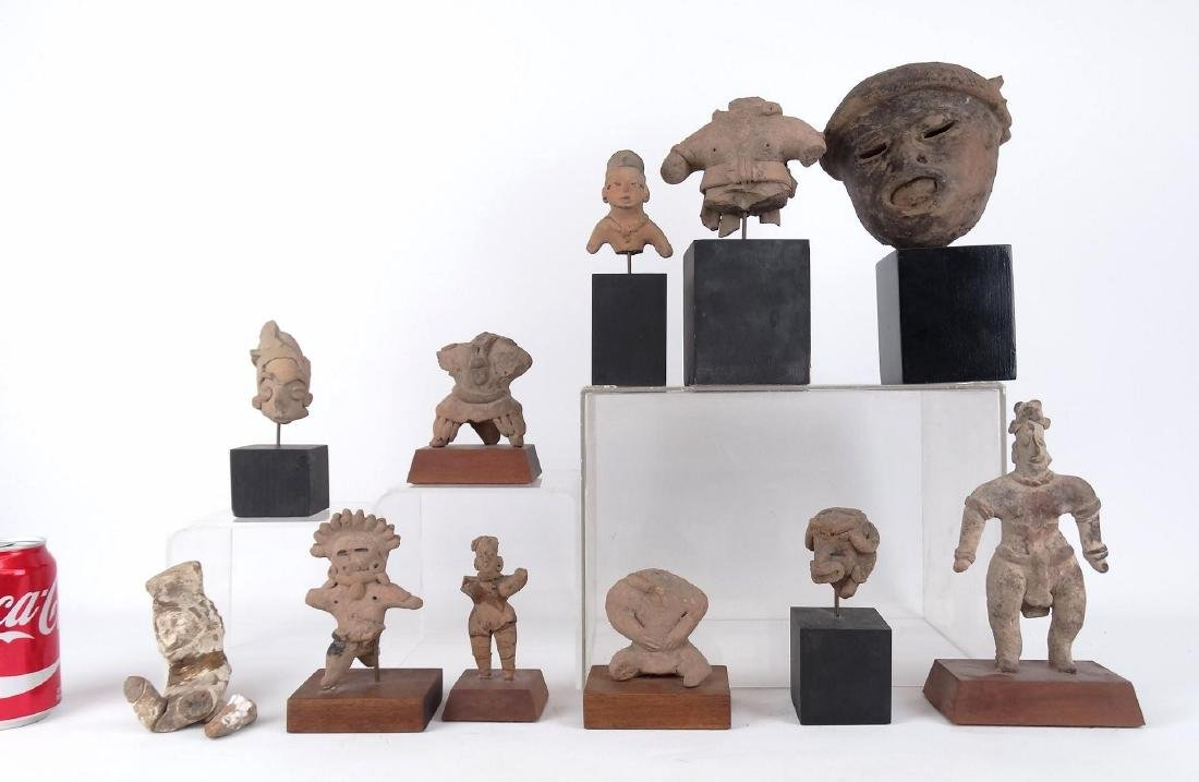 Pre Columbian Lot