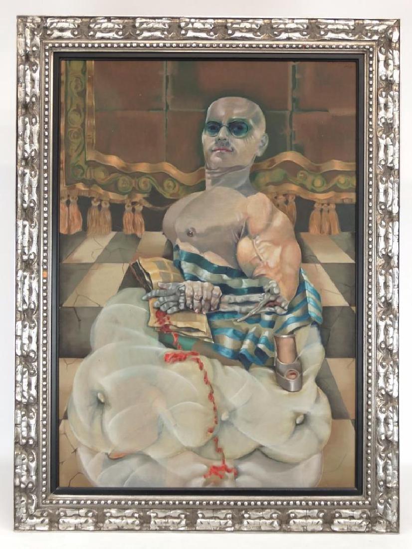 Mirian Holgado (Mexico 20th Century)