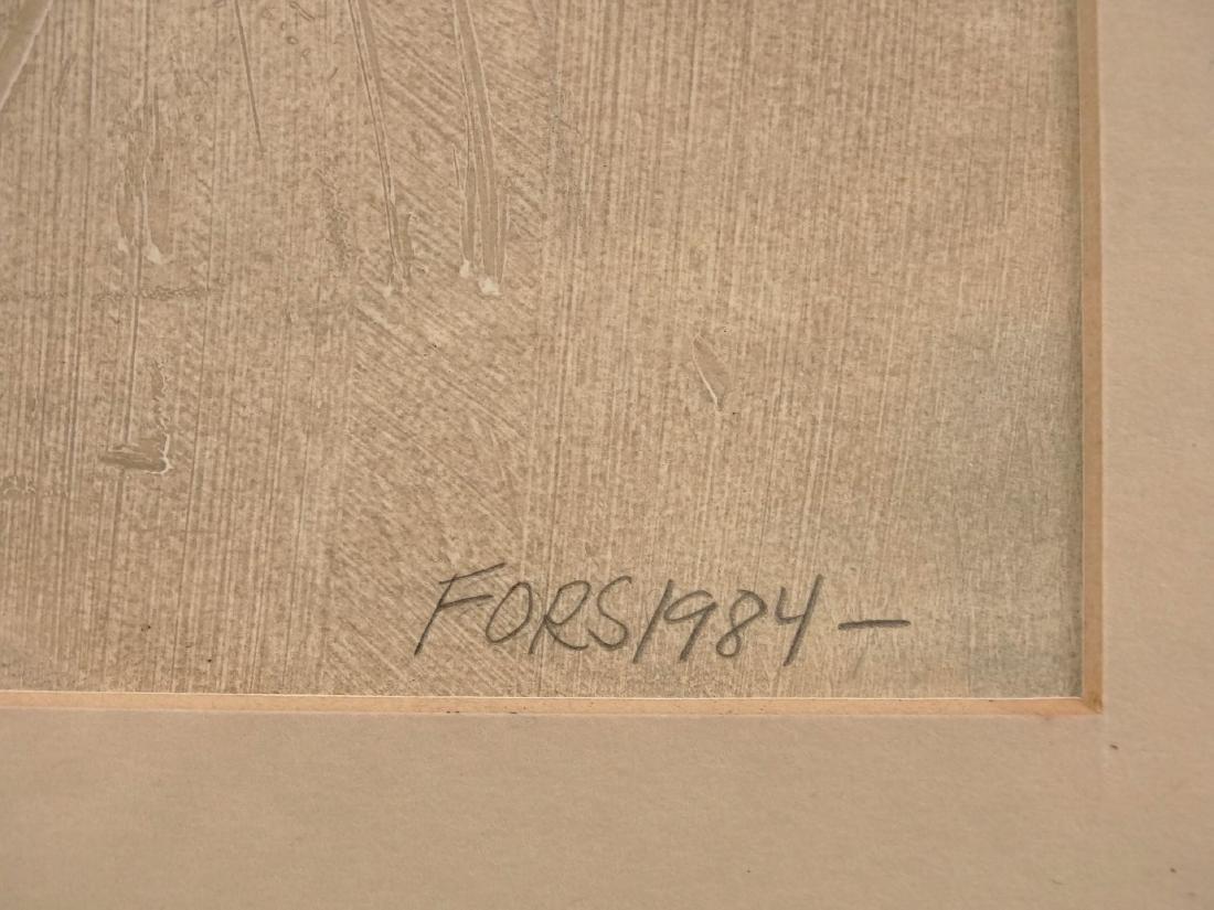 Fors, Modernist Subject - 4