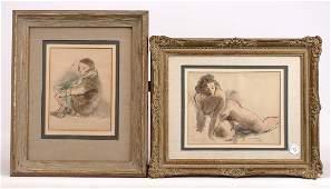 Raphael Soyer NY 18991987