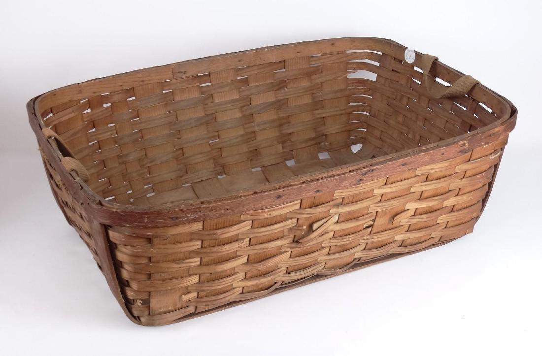 19th c. Basket Lot - 3