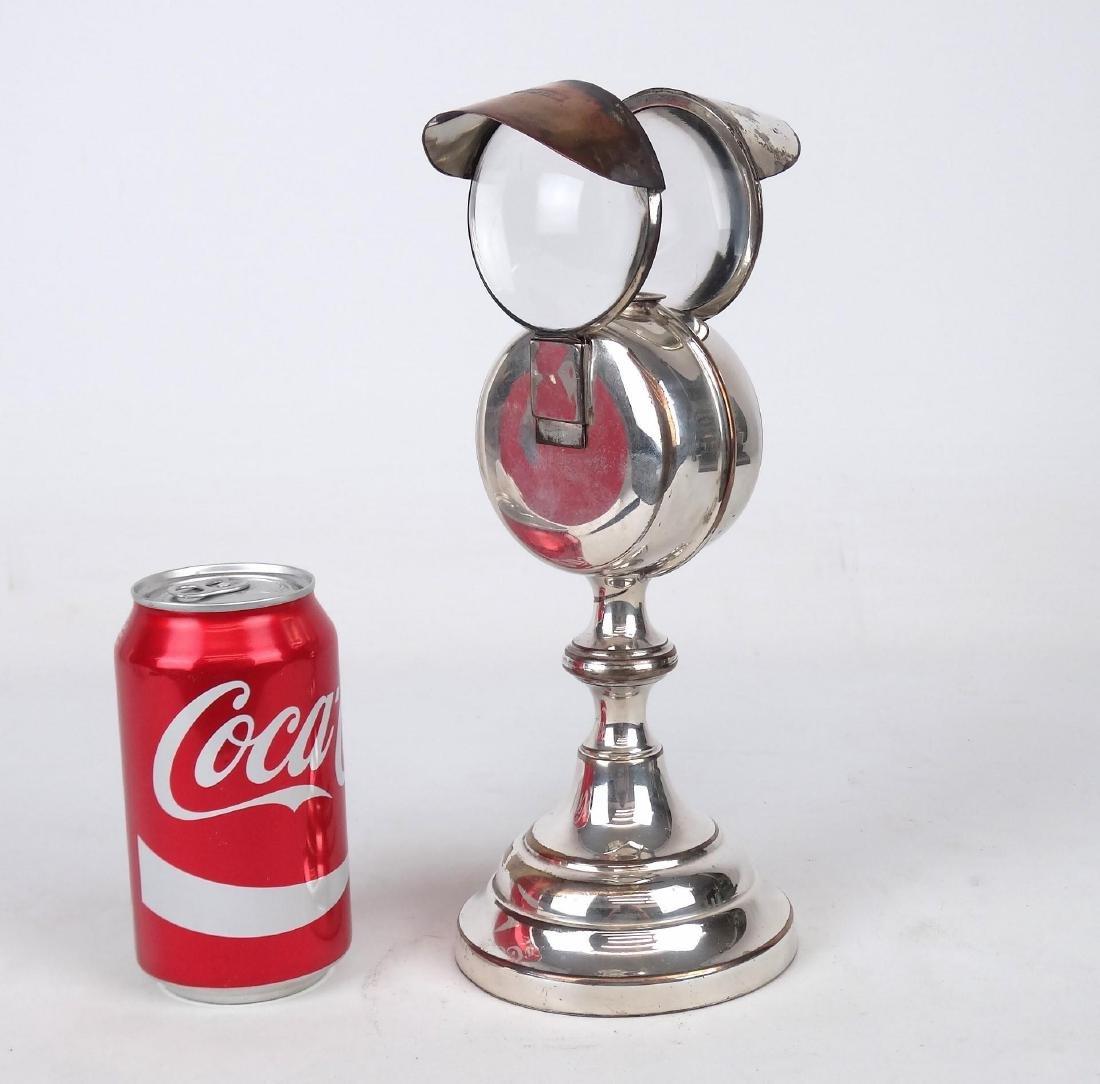 19th c. Oil Lamp