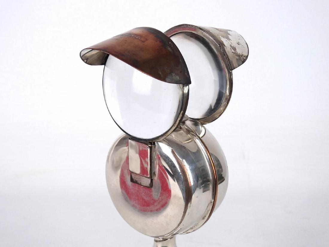 19th c. Oil Lamp - 2