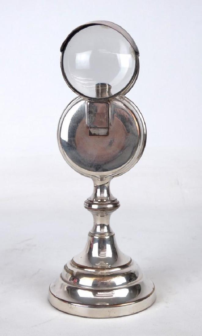 19th c. Oil Lamp - 3