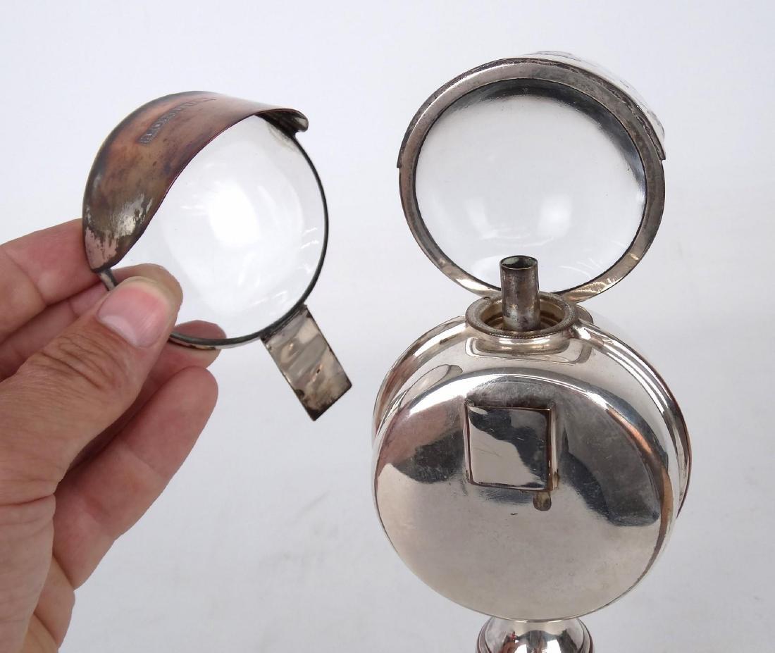 19th c. Oil Lamp - 5