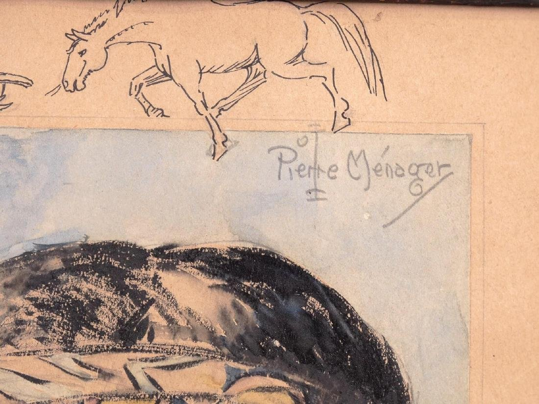 Pierre Menager (1894-1973) - 2