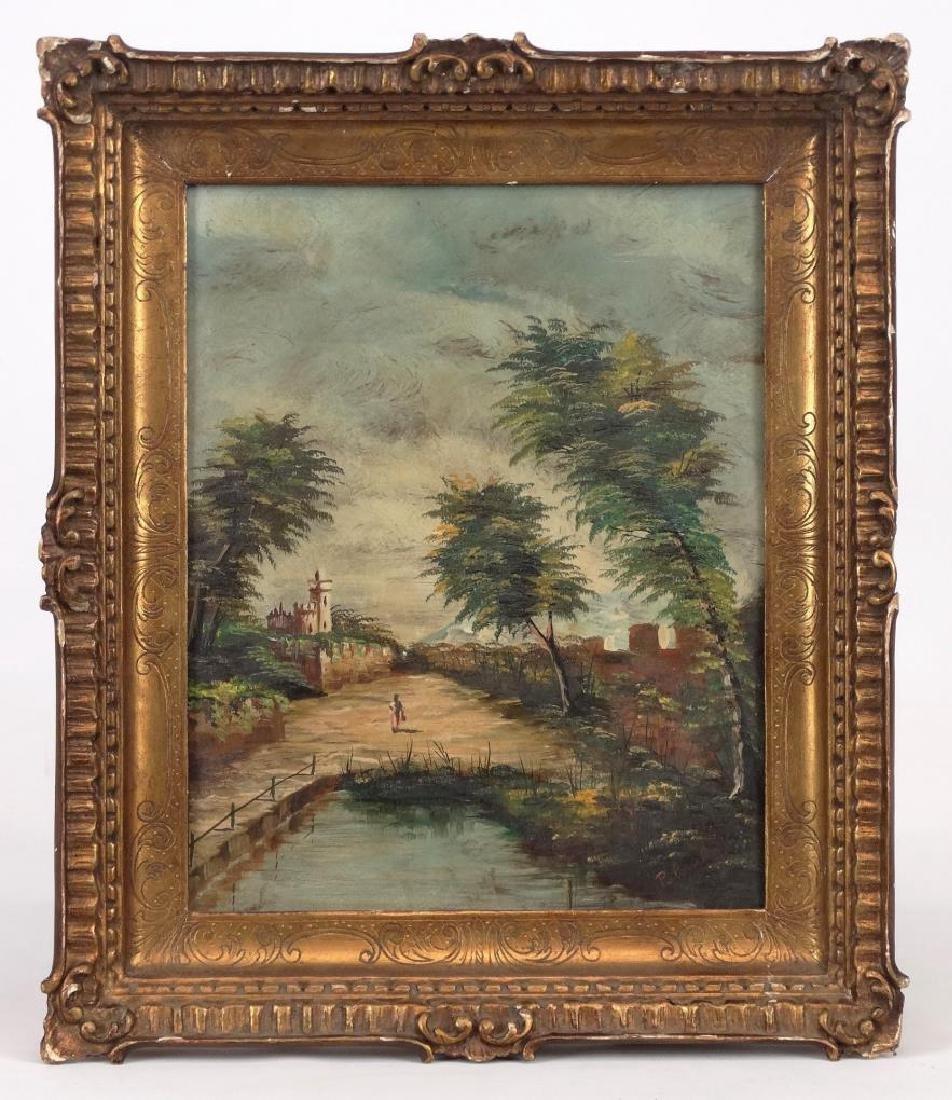 Palomba, Landscape