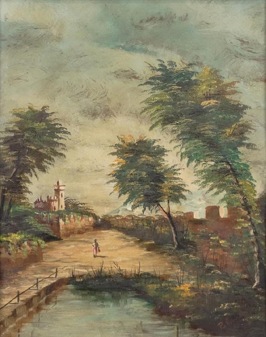 Palomba, Landscape - 2