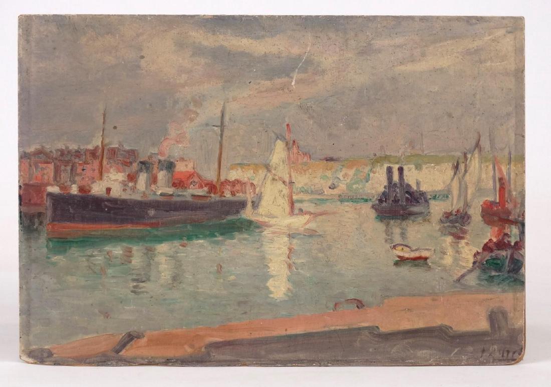 Jules Ausset (France 20th c.)