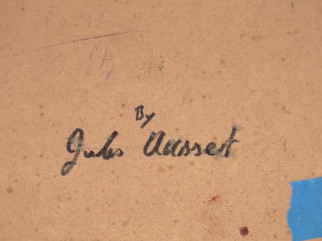 Jules Ausset (France 20th c.) - 4
